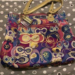 Fun Coach purse!